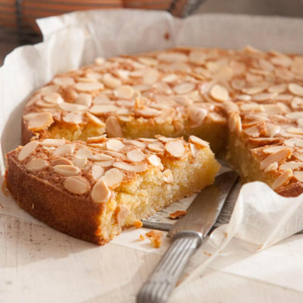 Vegan Flourless Orange Almond Cake